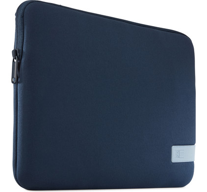 cd937b913a3c59 Case Logic Reflect 14'' Sleeve Donker Blauw - Coolblue - Voor 23.59u,  morgen in huis