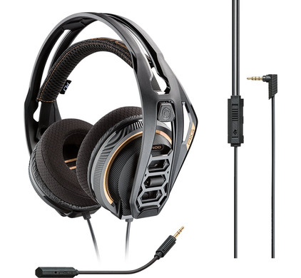 Plantronics RIG 400PROHC Gaming Headset PS4 Main Image