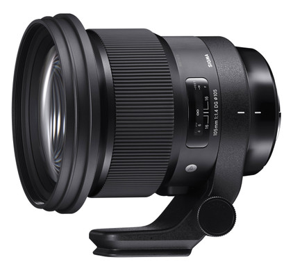 Sigma 105mm f/1.4 DG HSM Art Nikon Main Image