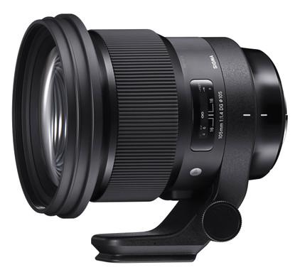 Sigma 105mm f/1.4 DG HSM Art Canon EF Main Image