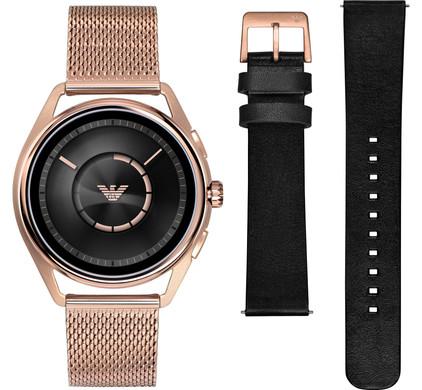 Emporio Armani Matteo Gen 4 Display Smartwatch Giftset Main Image