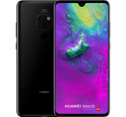 Huawei Mate 20 Zwart - Coolblue - Voor 23.59u, morgen in huis