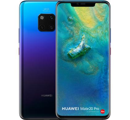 Huawei Mate 20 Pro Paars Main Image