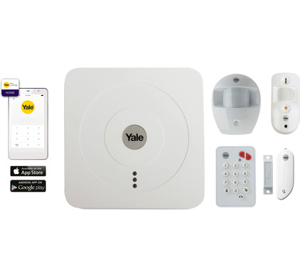 Yale Smart Home Luxe SR-3200i Main Image