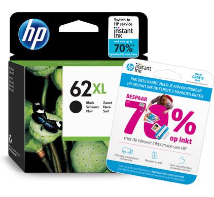 HP 62XL Cartridge Black (C2P05AE) Main Image