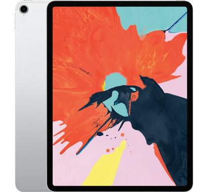 Apple iPad Pro 11 inch (2018) 64 GB Wifi Zilver Combined product