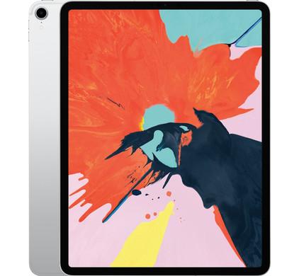 Apple iPad Pro 12,9 inch (2018) 512 GB Wifi Zilver Front
