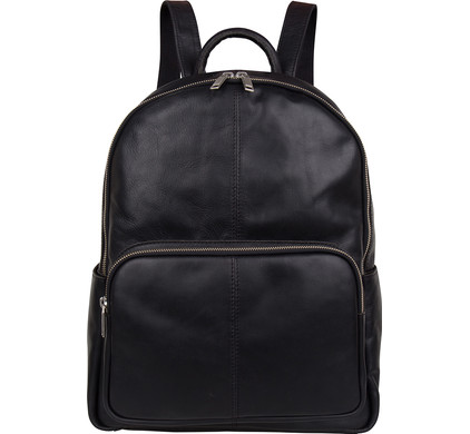 01a05637aef Cowboysbag Backpack Mason 15 Inch Black - Coolblue - Voor 23.59u, morgen in  huis