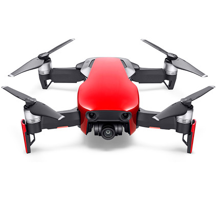 DJI Mavic AIR Flame Red Main Image