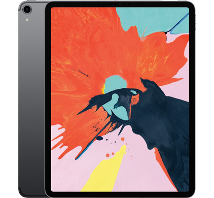 Apple iPad Pro 11 inch (2018) 256 GB Wifi + 4G Space Gray Combined product