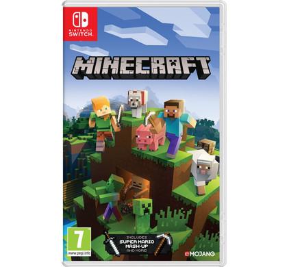 Minecraft Switch Main Image