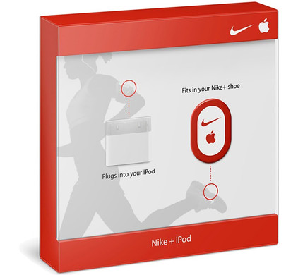 Apple Nike+ iPod Sport Kit + Thuislader
