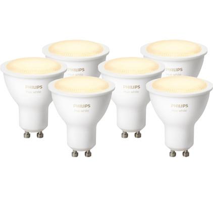Philips Hue Lampen Gu10.Philips Hue White Gu10 3x Duopack Coolblue Voor 23 59u Morgen