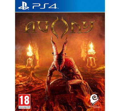 Agony PS4 Main Image