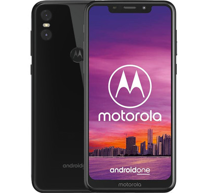 Motorola One 64GB Dual-sim Zwart Main Image