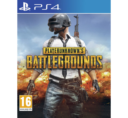 Player Unknown's Battlegrounds (PUBG) PS4 Main Image