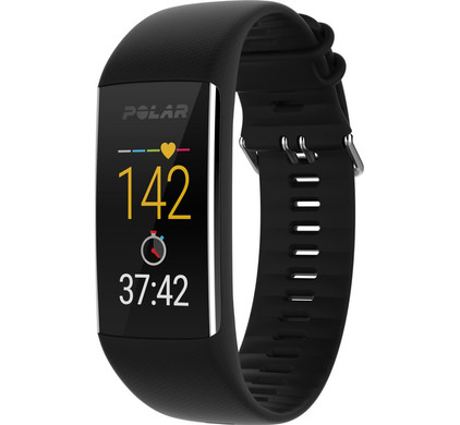 Polar A370 Black M L Coolblue Before 23 59 Delivered Tomorrow