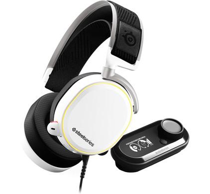 SteelSeries Arctis Pro Wireless White Main Image