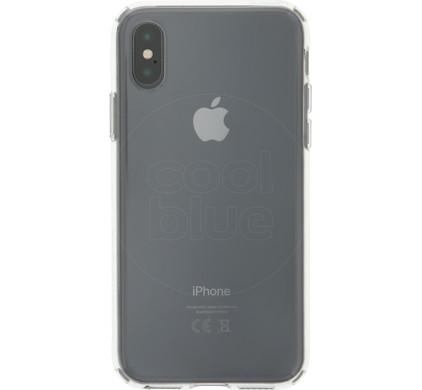 new styles 937a8 3b62b Spigen Liquid Crystal Apple iPhone X Back Cover Transparent