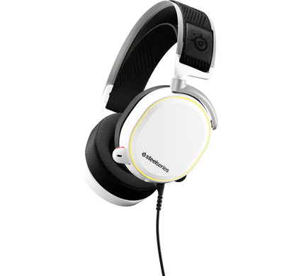 SteelSeries Arctis Pro + GameDAC White Main Image