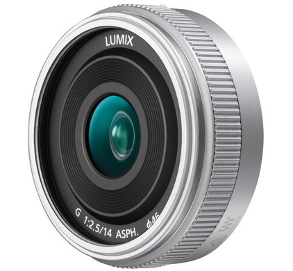 09e8068997c Panasonic Lumix G 14mm f/2.5 II ASPH. Silver - Coolblue - Before 23:59,  delivered tomorrow