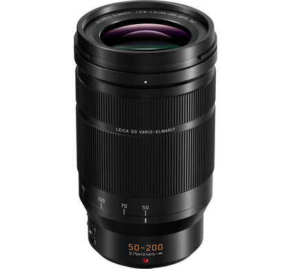 Panasonic Leica DG Vario-Elmarit 50-200mm f/2.8-4.0 Black Main Image