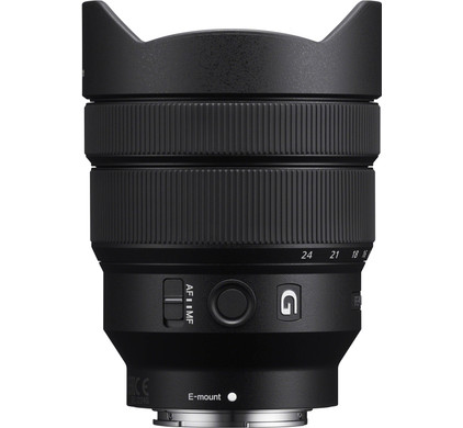 Sony FE 12-24mm f/4 G Front
