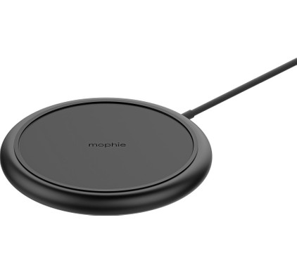 Mophie Qi ChargeStream Pad Plus Wireless Charger 10W Black Main Image