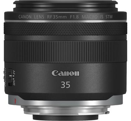 Canon RF 35mm f/1.8 IS Macro STM Main Image