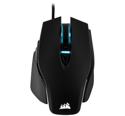 Corsair M65 RGB Elite FPS Gaming Muis Top
