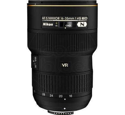 Nikon AF-S 16-35mm f/4G ED VR Main Image