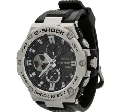 b5ecd906bf8 Casio G-Shock G-Steel GST-B100-1AER - Coolblue - Before 23 59 ...