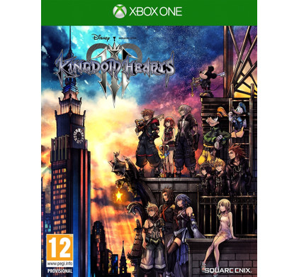 Kingdom Hearts III Xbox One Main Image