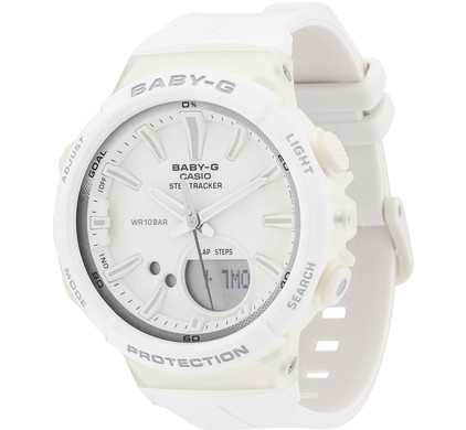 Casio Baby-G Pedometer BGS-100-7A1ER Main Image