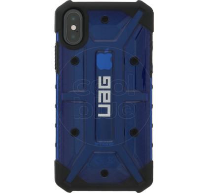 low priced 6add1 cca0f UAG Plasma Cobalt Apple iPhone X/Xs Back Cover Blue