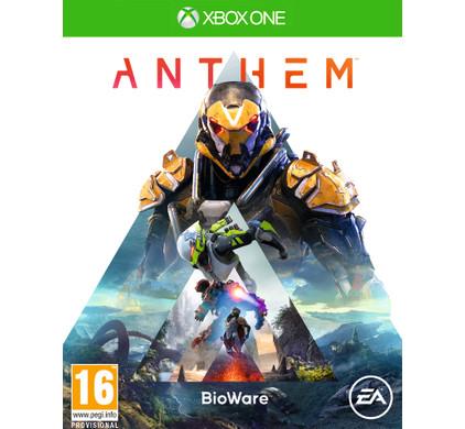 Anthem Xbox One Main Image