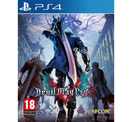 Devil May Cry 5 PS4 Main Image