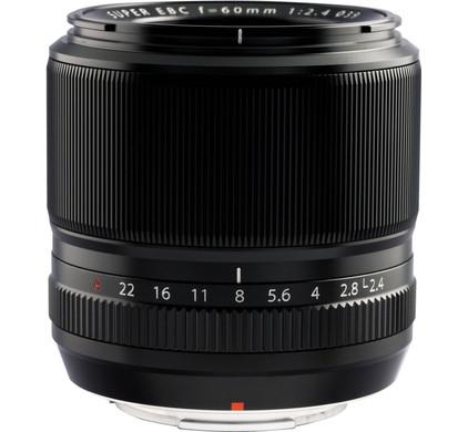 Fujifilm XF 60mm f/2.4 R Macro Main Image