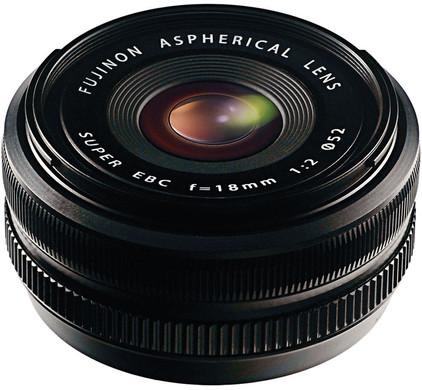 Fujifilm XF 18mm f/2.0 R Main Image