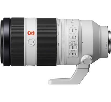 Sony FE 100-400mm f/4.5-5.6 GM OSS Main Image