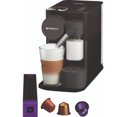 DeLonghi Nespresso Lattissima One Black Main Image