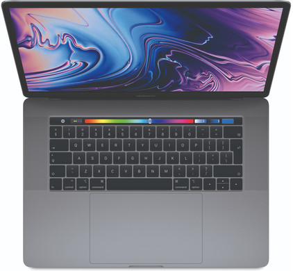 Apple MacBook Pro 15-inch Touch Bar (2018) 16/512GB 2.2GHz Space Gray Main Image
