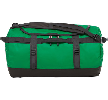 The North Face Base Camp Duffel S Primary Green   Asphalt Gray ... 8313527913049