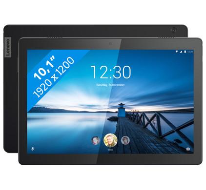 Lenovo Tab M10 2GB 32GB Wifi + 4G Zwart Main Image