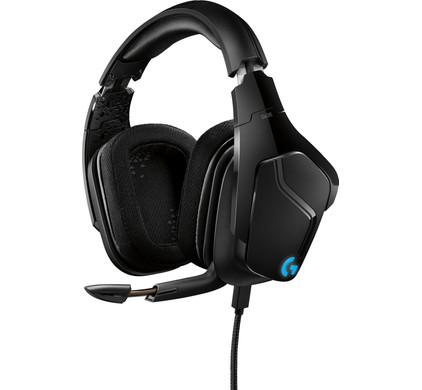 Logitech G635 7.1 Surround Sound LIGHTSYNC Gaming Headset Main Image