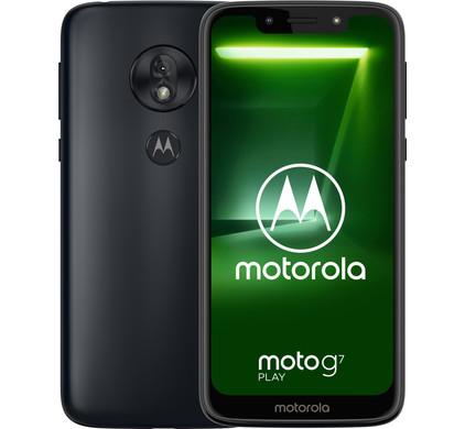 Motorola Moto G7 Play Blauw Main Image
