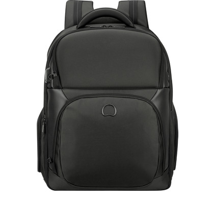 b5bef4ca2fe Delsey Quarterback Premium 2-Vaks Backpack - 17 Inch - Coolblue - Voor  23.59u, morgen in huis