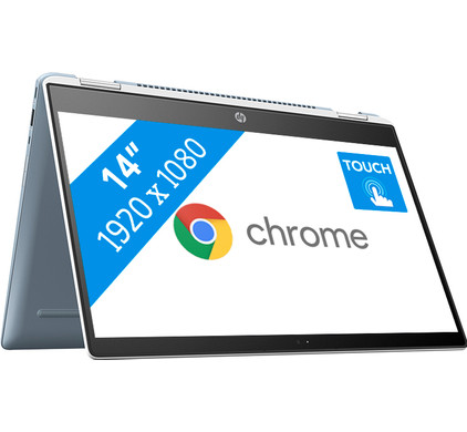 HP Chromebook x360 14-da0300nd Main Image
