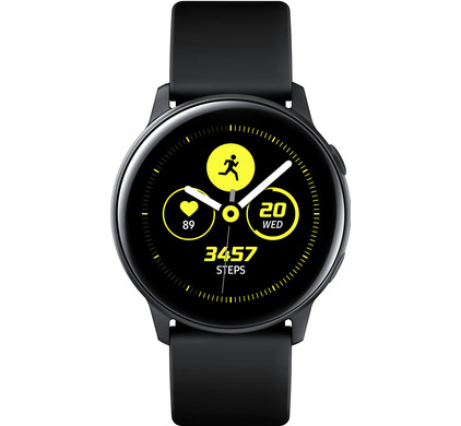 Samsung Galaxy Watch Active Black Main Image