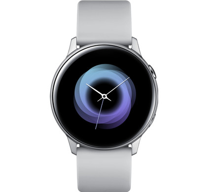 Samsung Galaxy Watch Active Silver Main Image